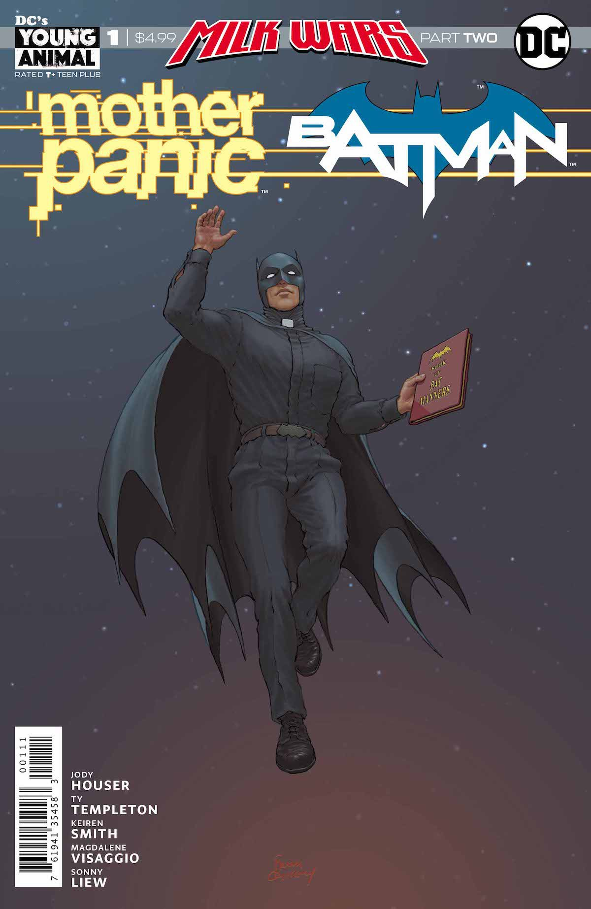 Mother Panic/Batman Special #1