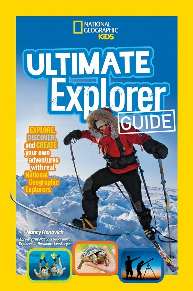 National Geographic Kids Ultimate Explorer Guide
