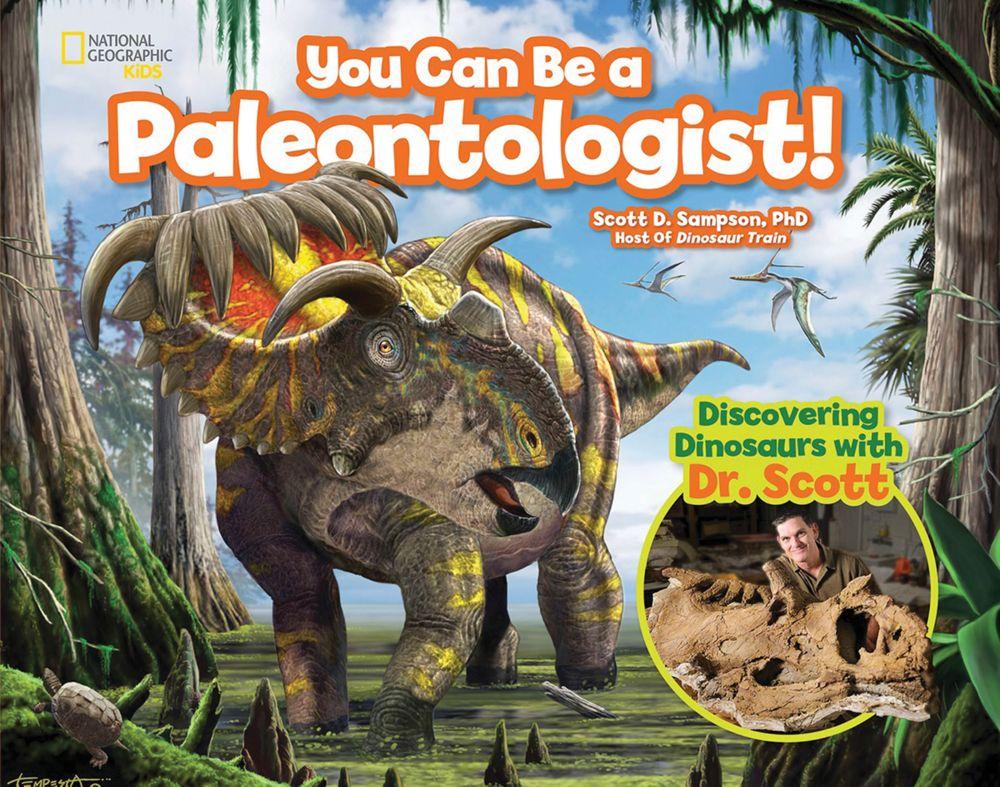 National Geographic Kids Paleontologist