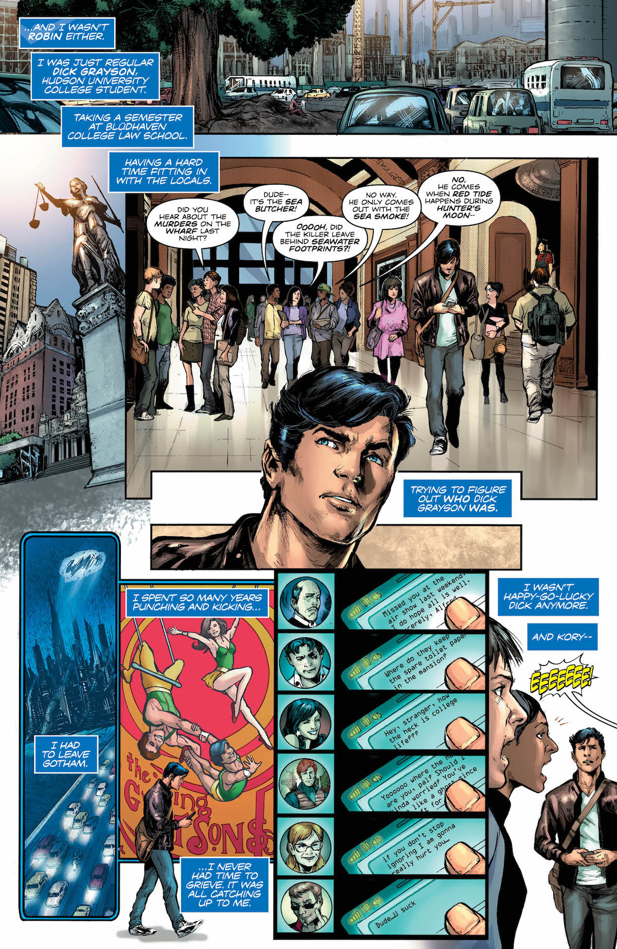 Nightwing #39 page 3