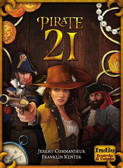 Pirate 21 box cover