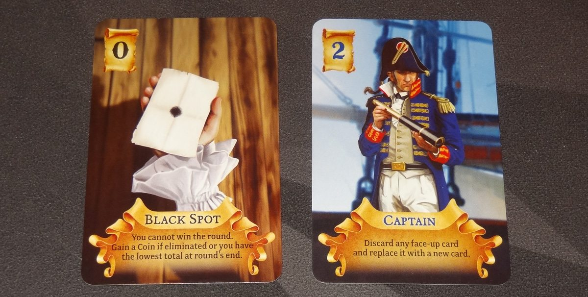 Pirate 21 cards