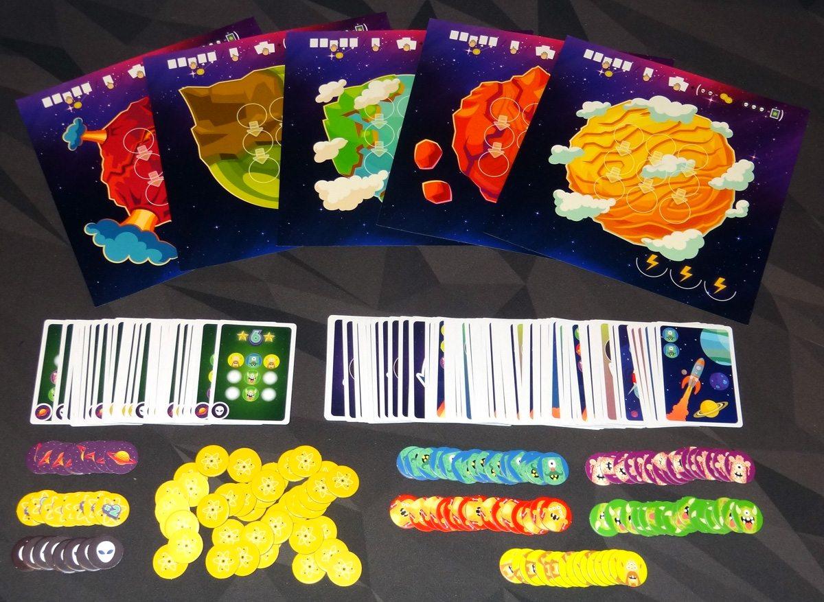Planetopia components