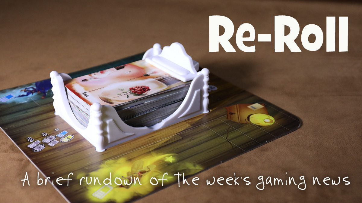 Re-Roll Game News