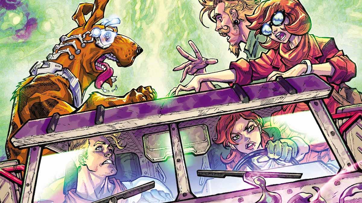 Scooby Apocalypse #22