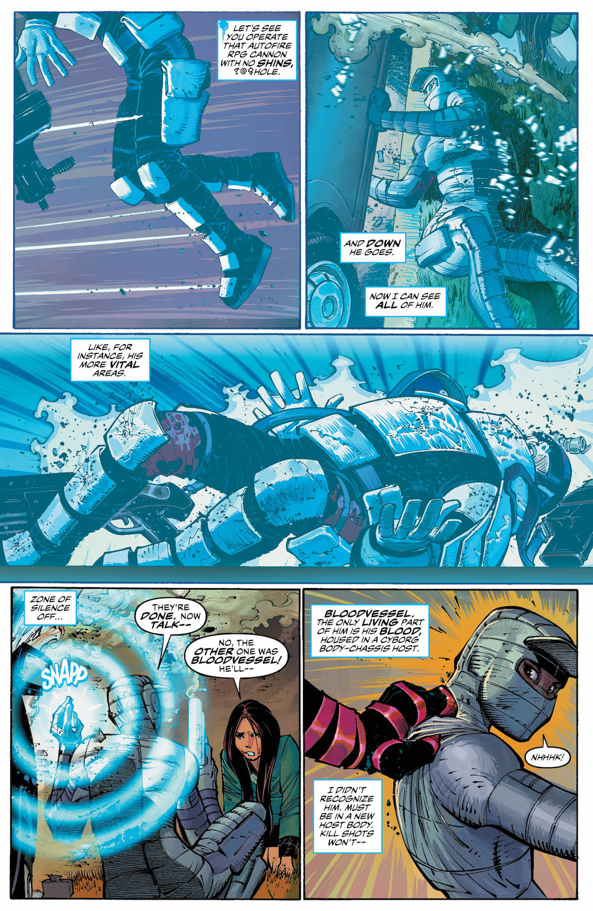 Silencer #2 page 2