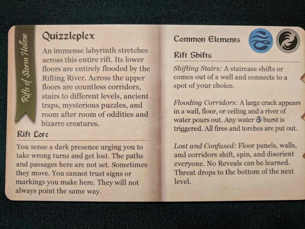 Storm Hollow Rift Card Quizzleplex