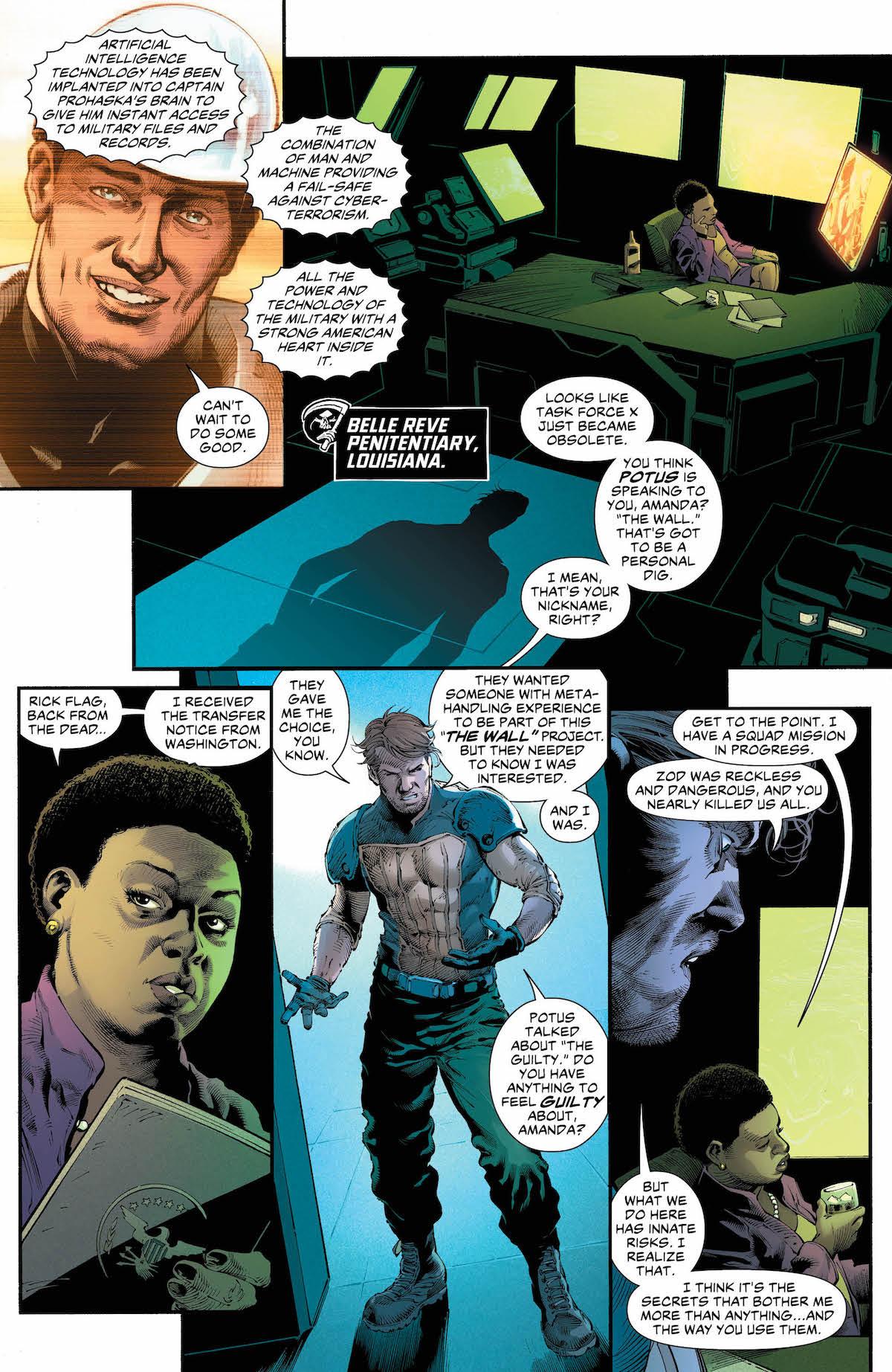 Suicide Squad #35 page 3