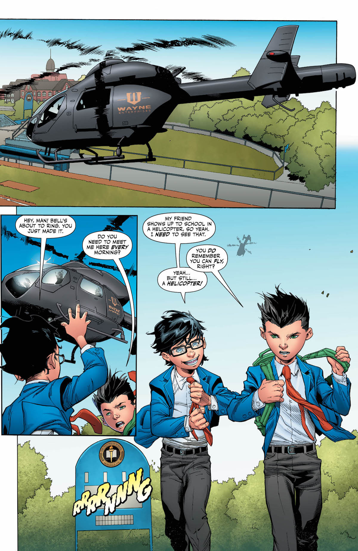 Super-Sons #13 page 3