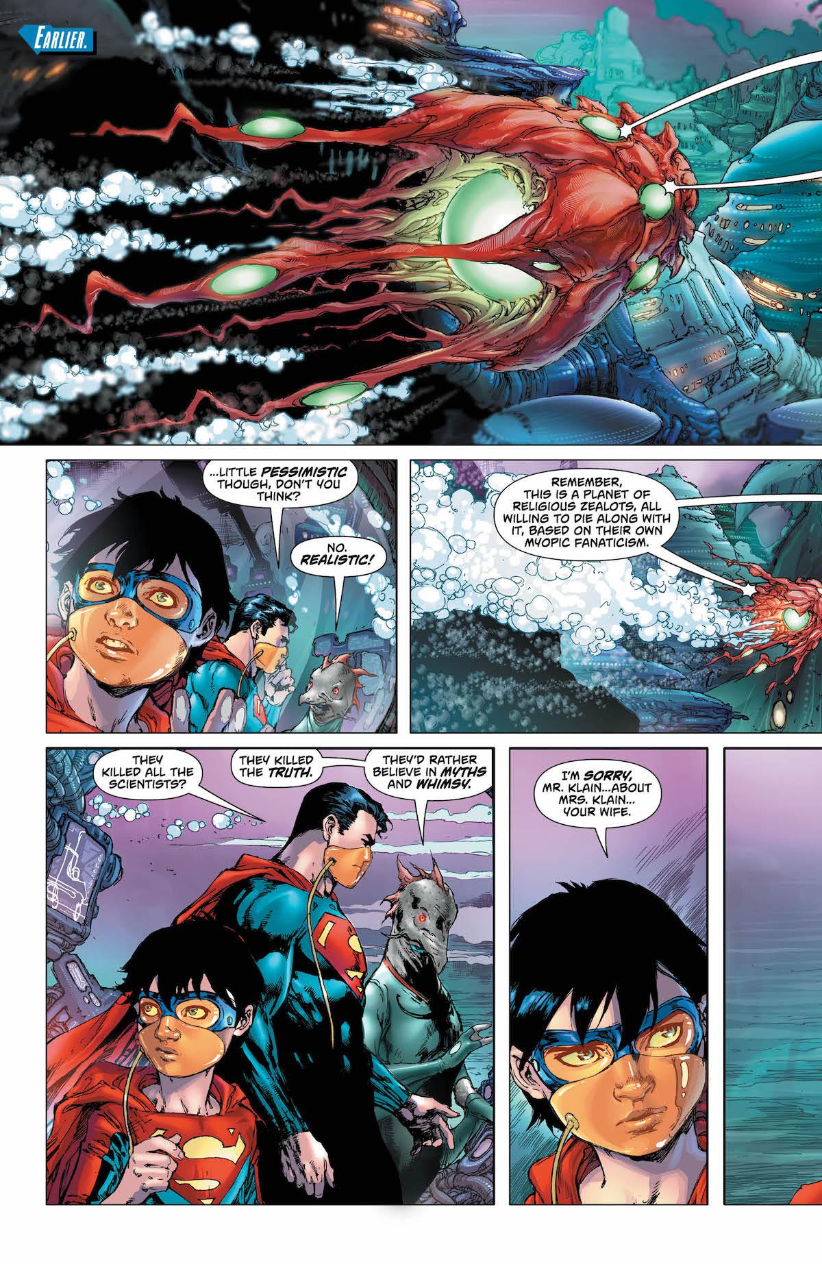 Superman #41 page 2