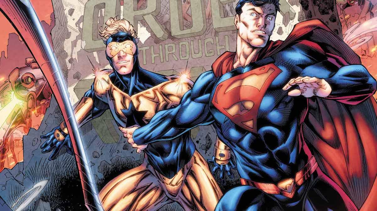 Superman: Action Comics #997