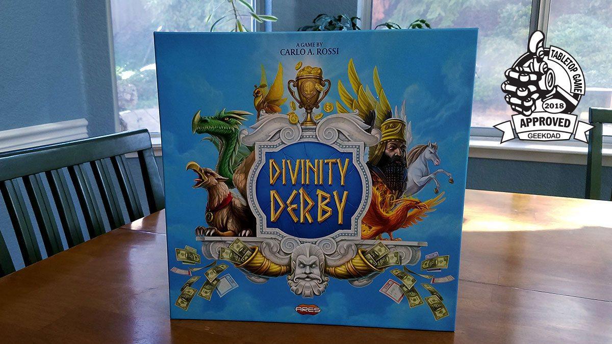 Divinity Derby box