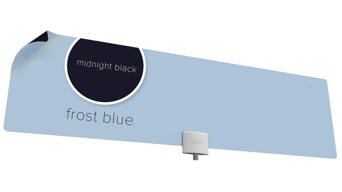 mohu leaf chroma in blue/black