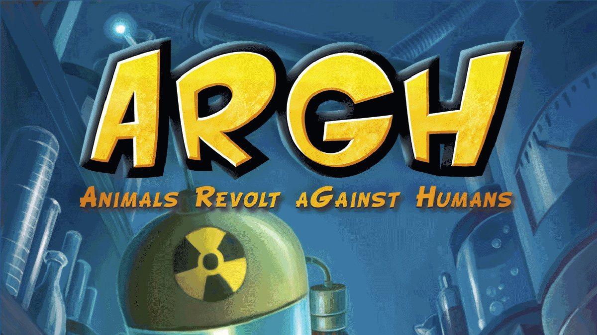 ARGH cover logo