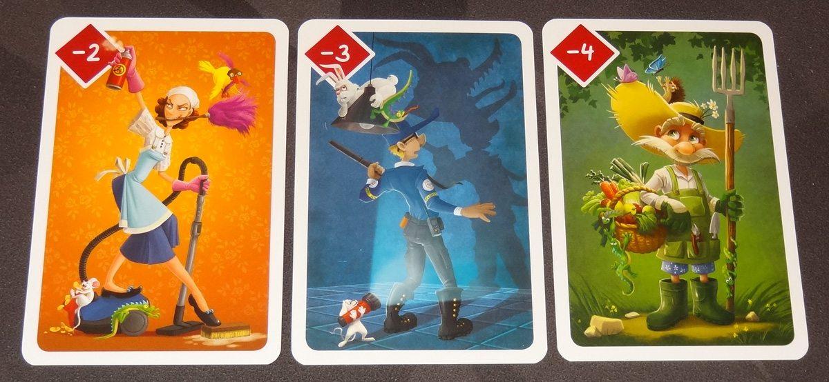 ARGH human cards