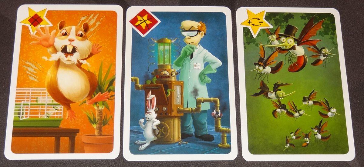 ARGH special cards