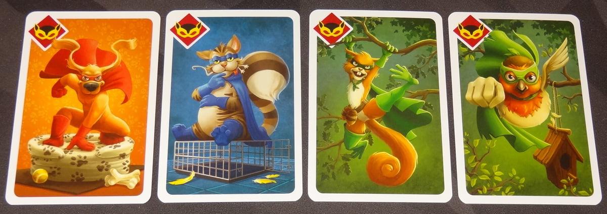 ARGH spy cards