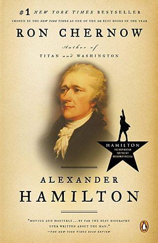 Alexander Hamilton, Image: Penguin Books
