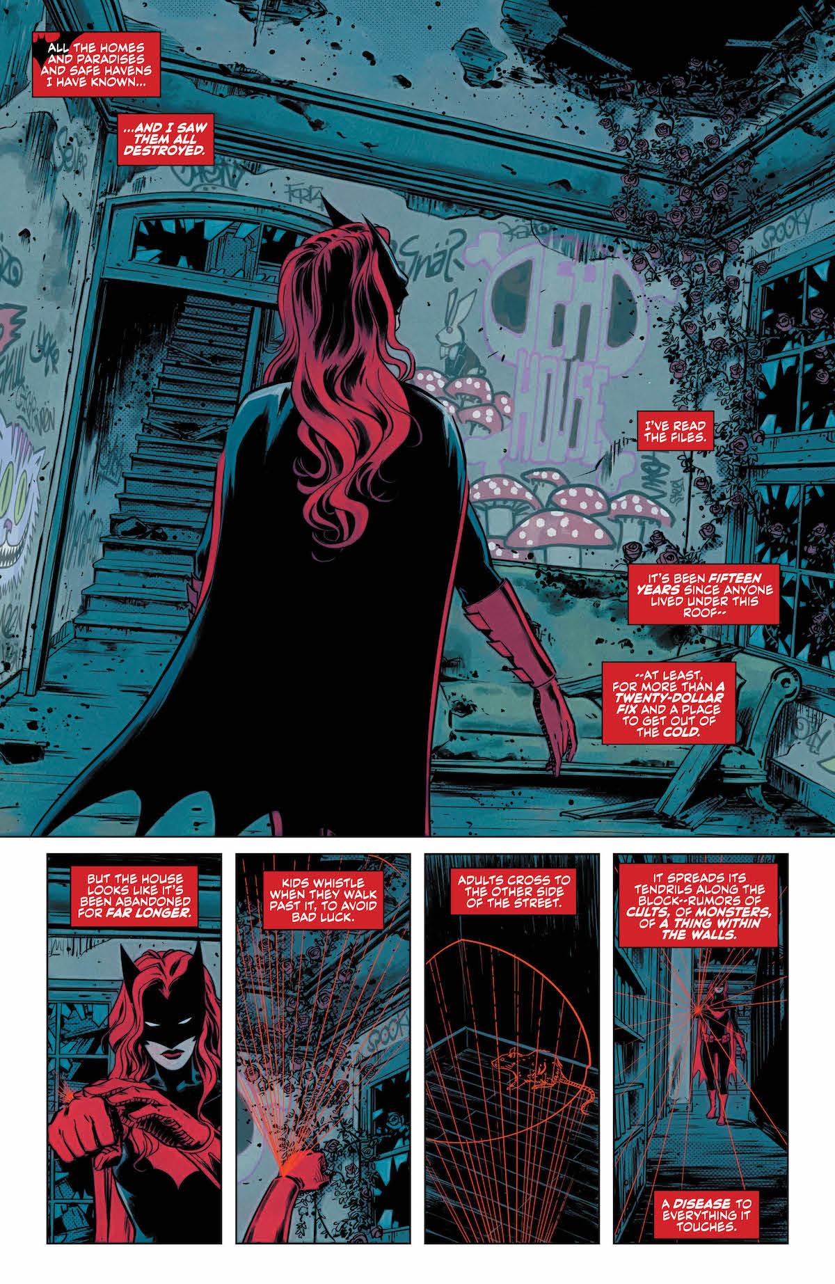Batwoman #13 page 6