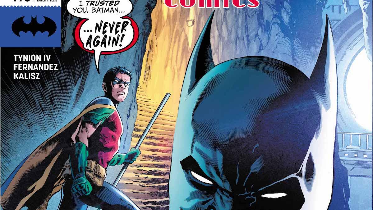Detective Comics #976 cover
