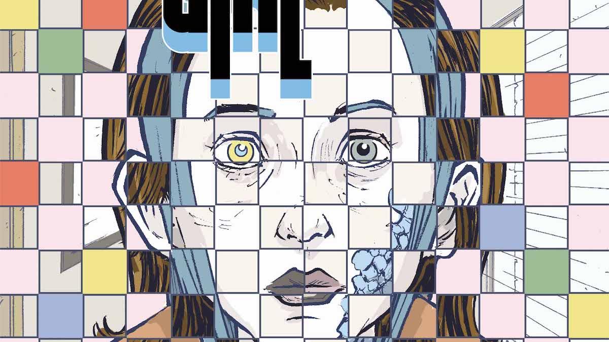 Eternity Girl #1 cover