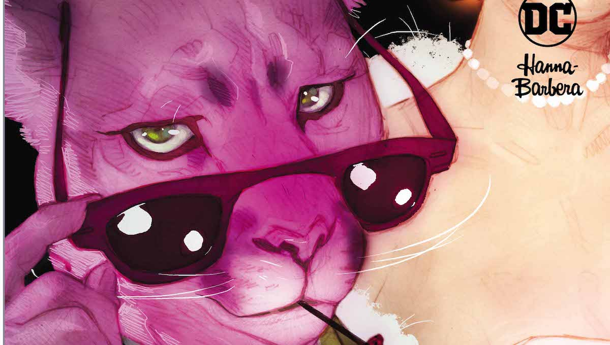 Snagglepuss Chronicles #3 cover