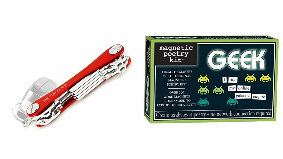 Geek Daily Deals 030318 keysmart geek magnetic poetry