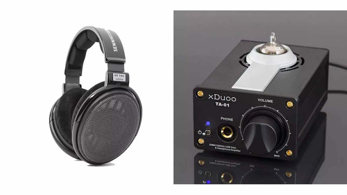 Geek Daily Deals 031118 sennheiser headphones xduoo dac amp