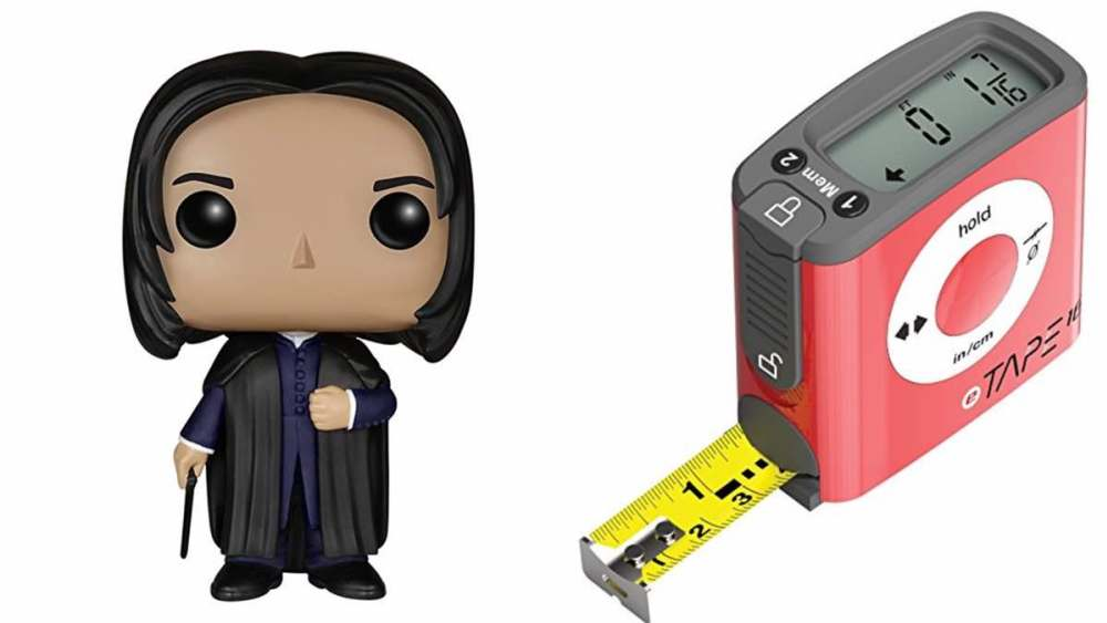 Geek Daily Deals 031518 funko pop snape digital measuring tape