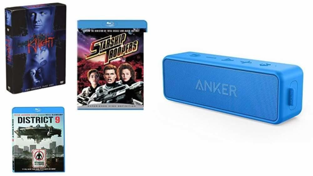 Geek Daily Deals 032018 movie deals anker bluetooth speaker