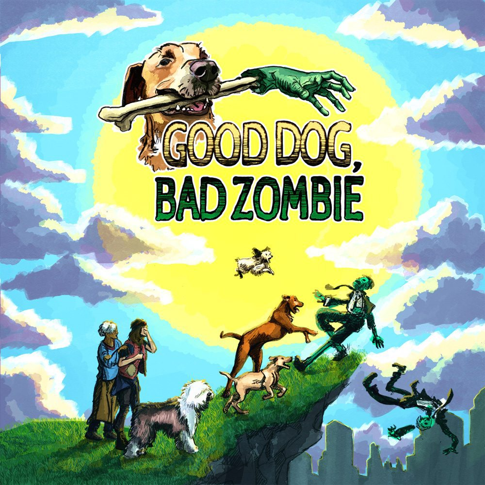 Good Dog, Bad Zombie cover