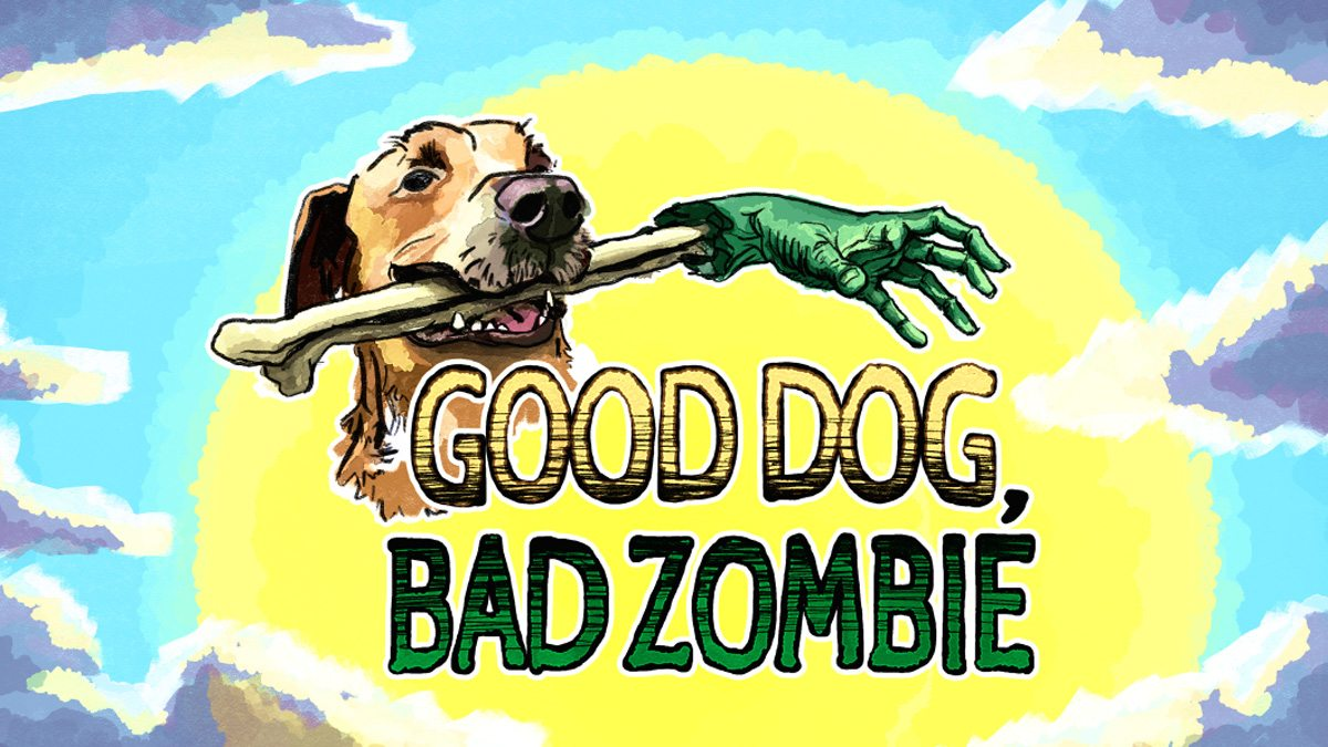 Good Dog, Bad Zombie logo