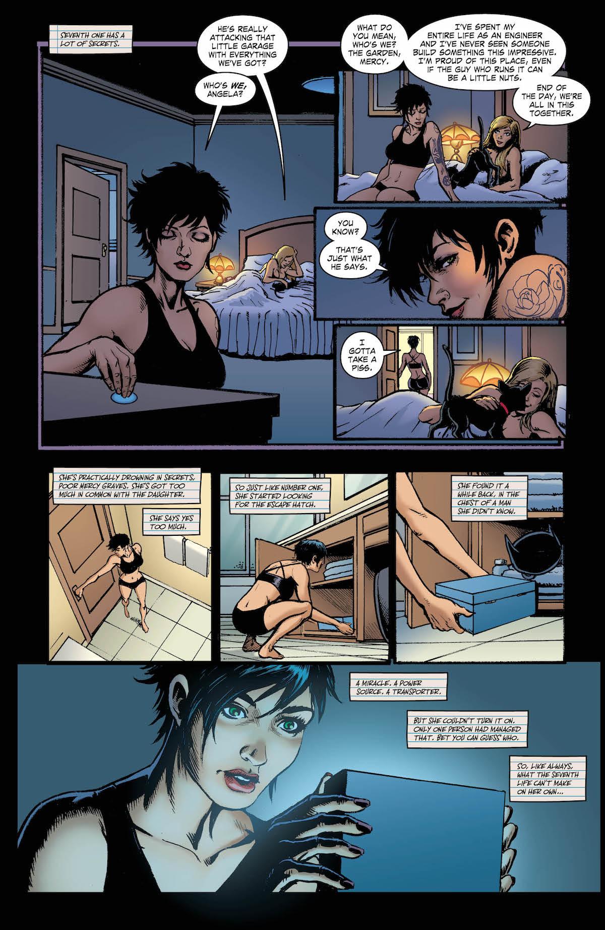 Gotham City Garage #11 page 3