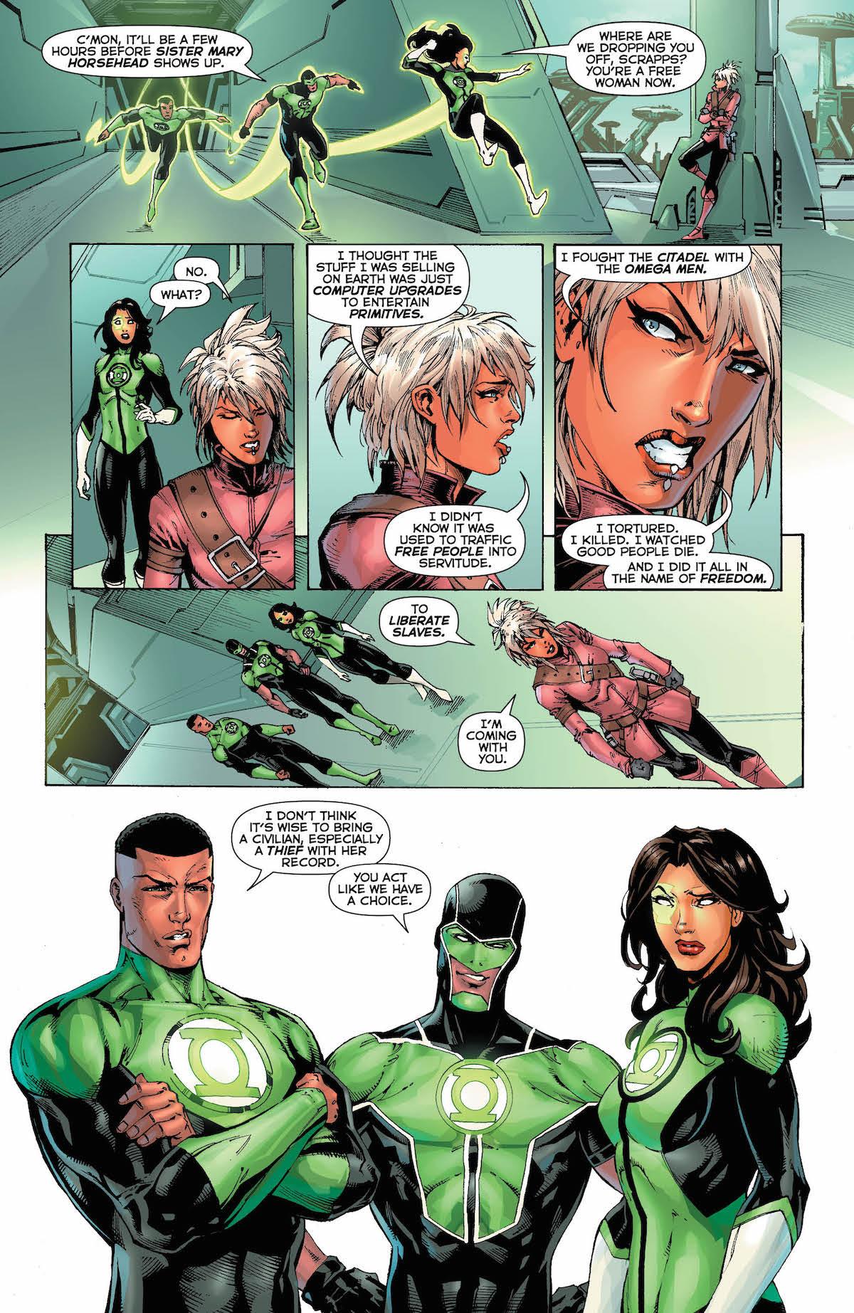 Green Lanterns #42 page 5