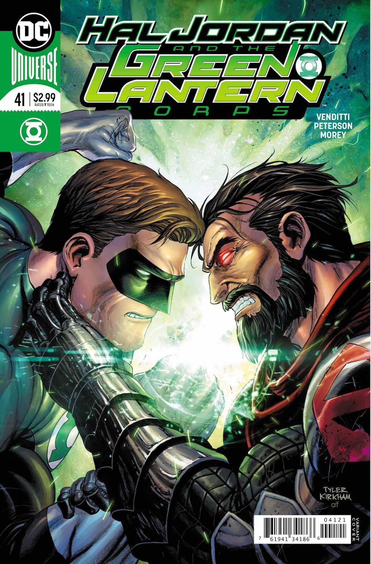 Hal Jordan #41