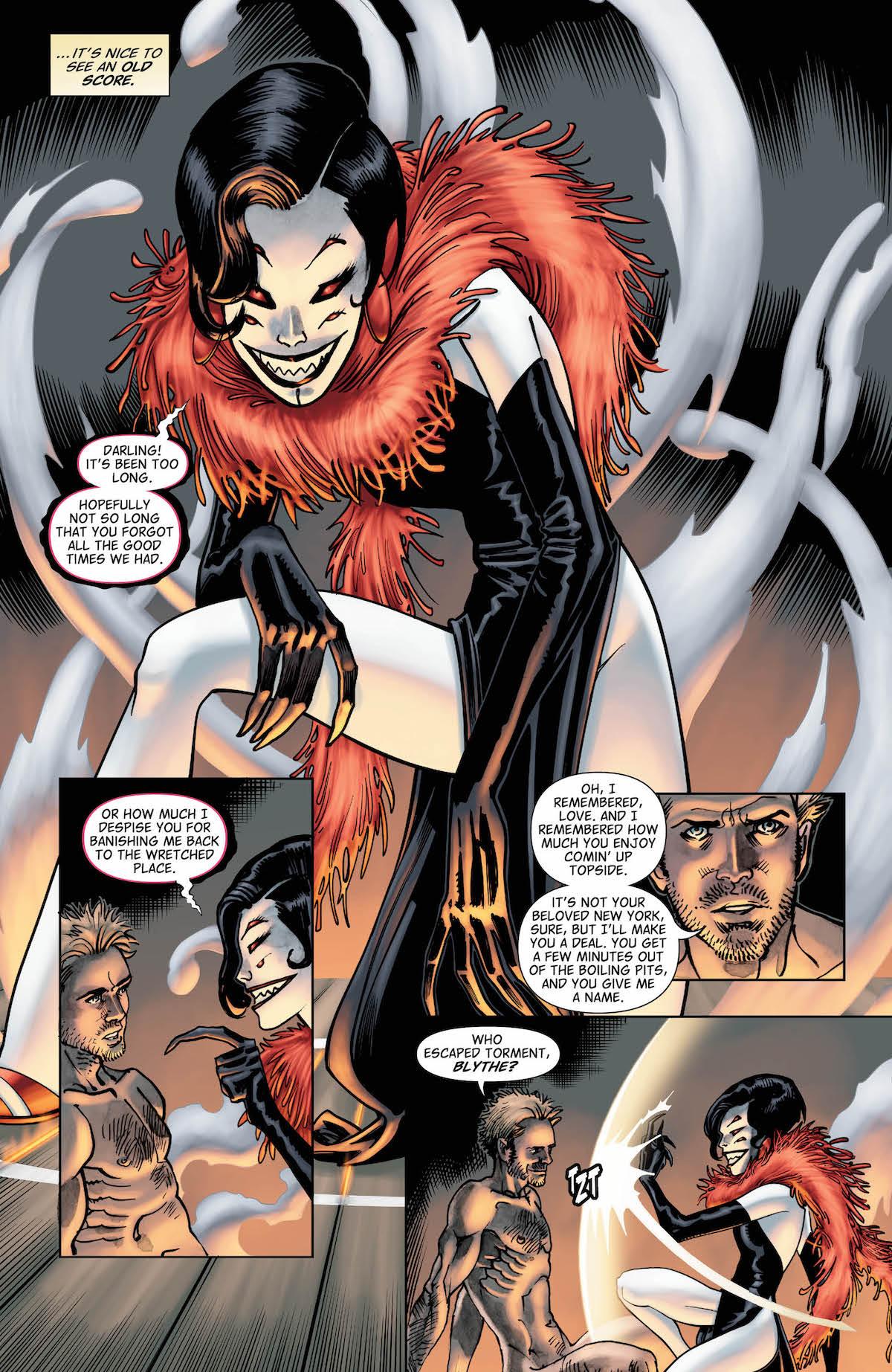 Hellblazer #20 page 5