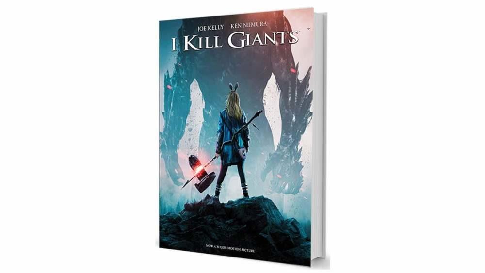 I Kill Giants movie night giveaway