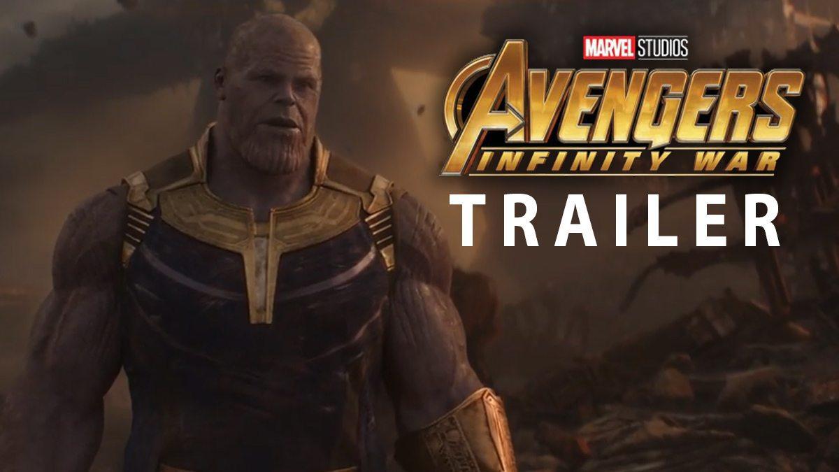 Marvel's Avengers: Infinity War Official Trailer