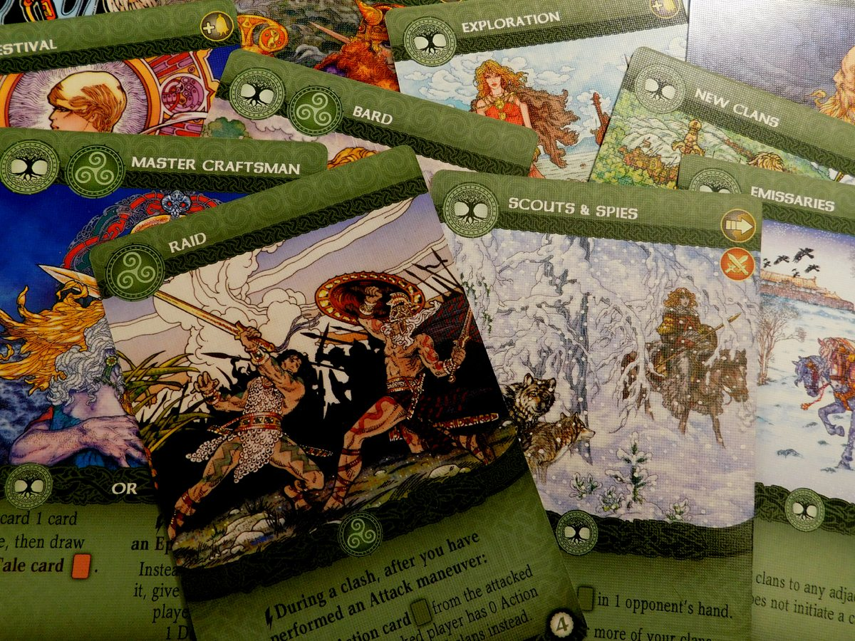 Inis Action Cards