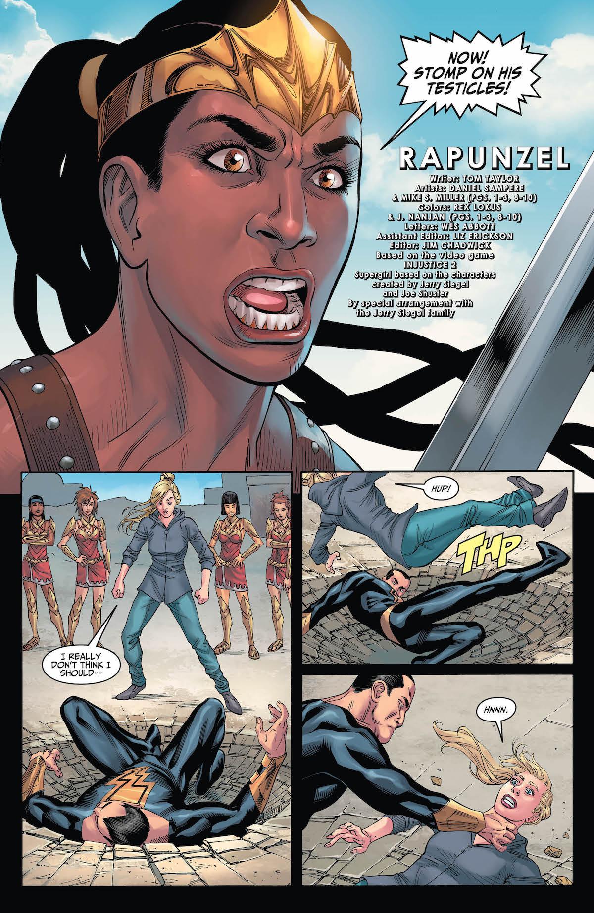 Injustice 2 #21