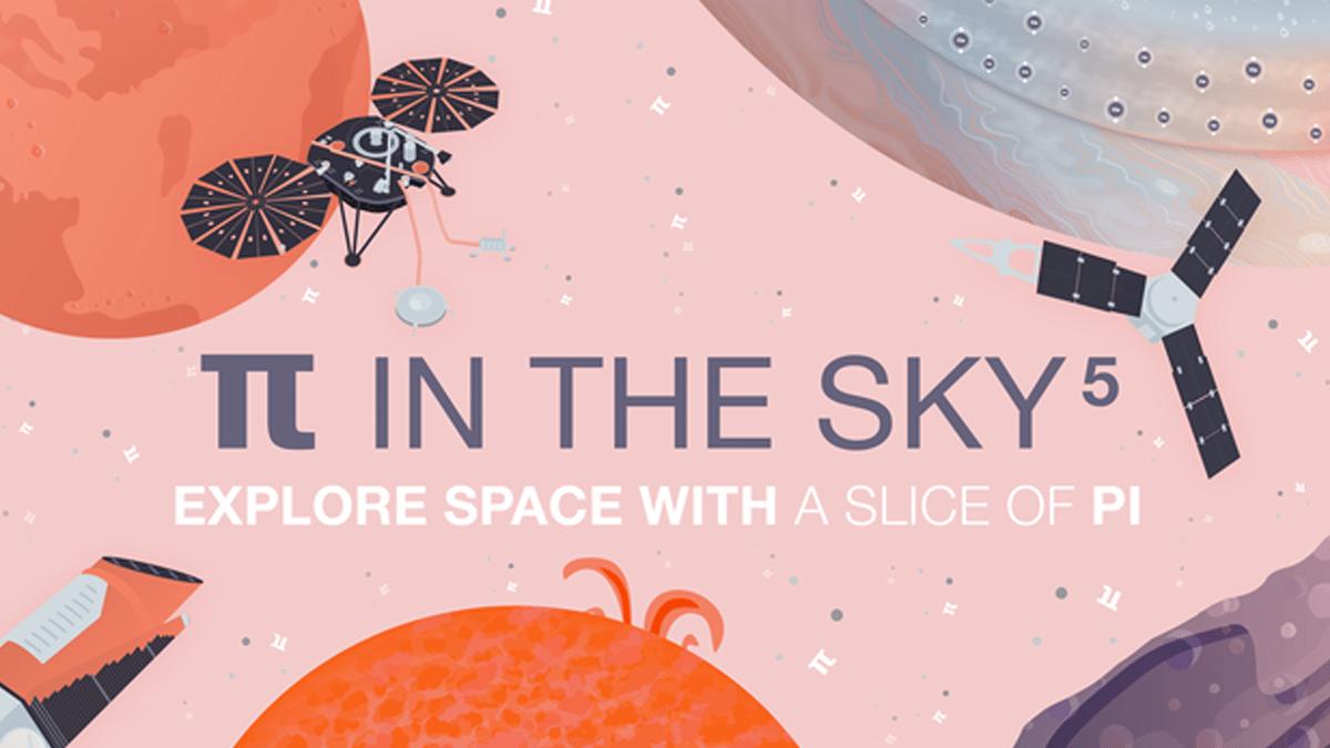 JPL Pi in the Sky logo