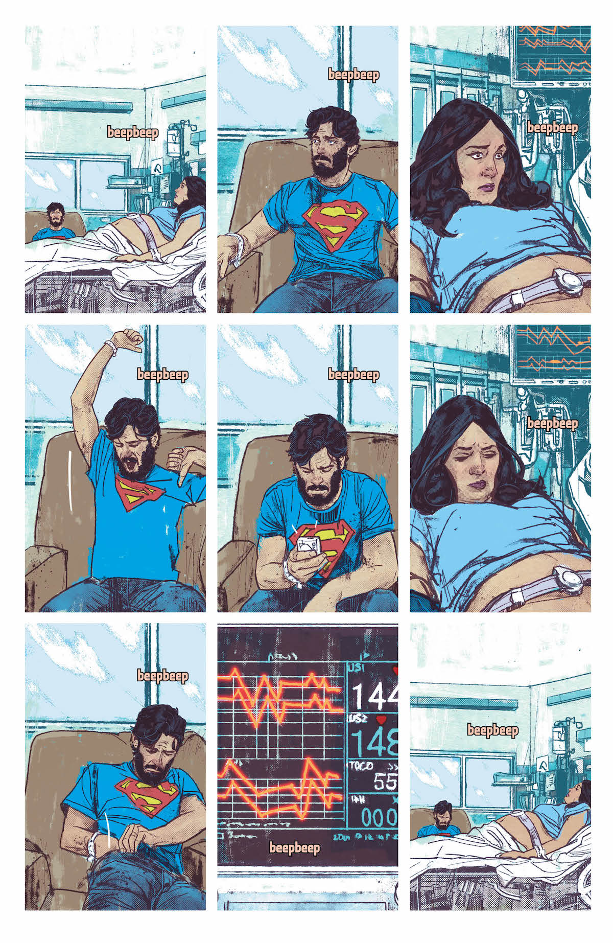 Mister Miracle #7 page 2