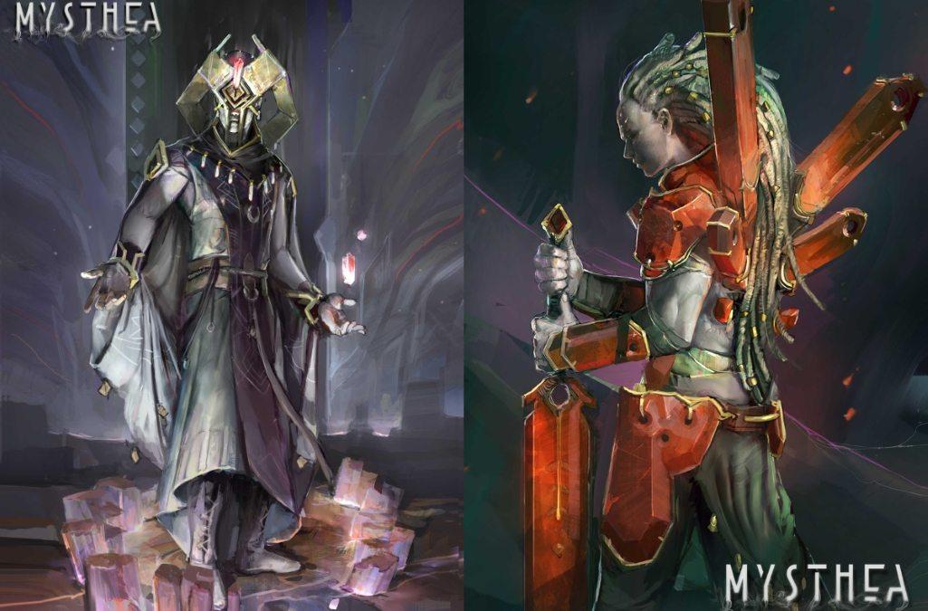 Mysthea Kickstarter Champions