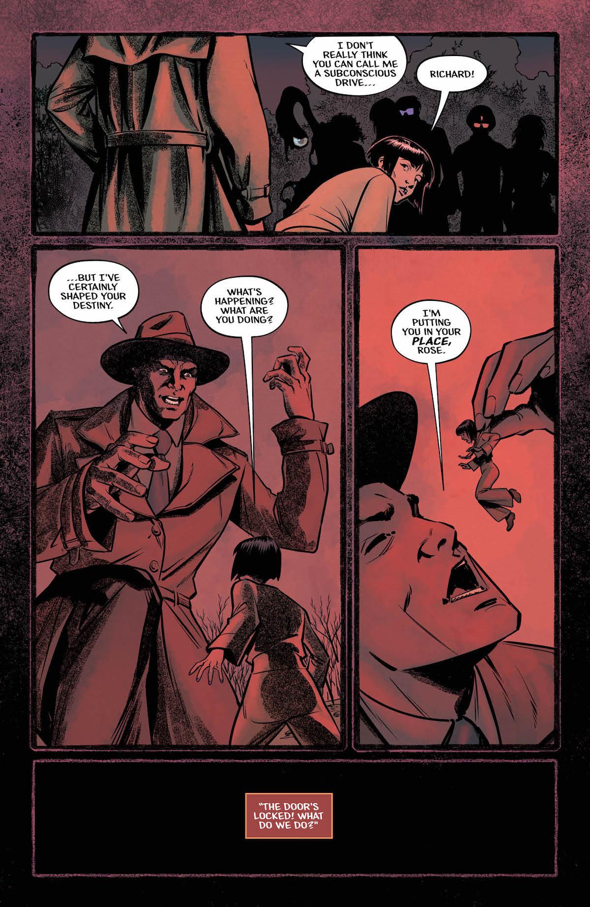 Mystik U #3 page 3