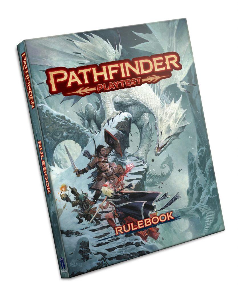 Pathfinder 2.0 Book Mockup