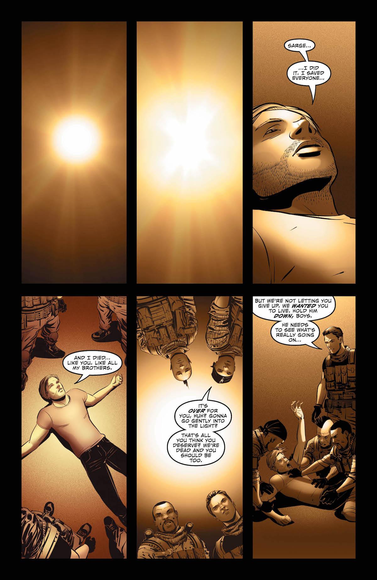Ragman #6 page 1
