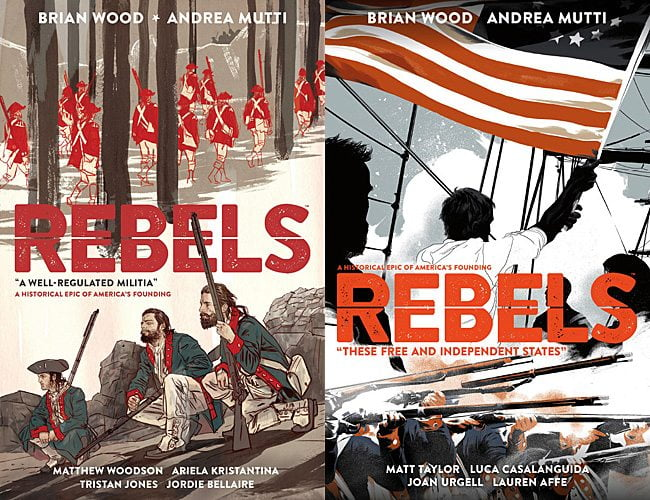 Rebels, Volumes 1 and 2