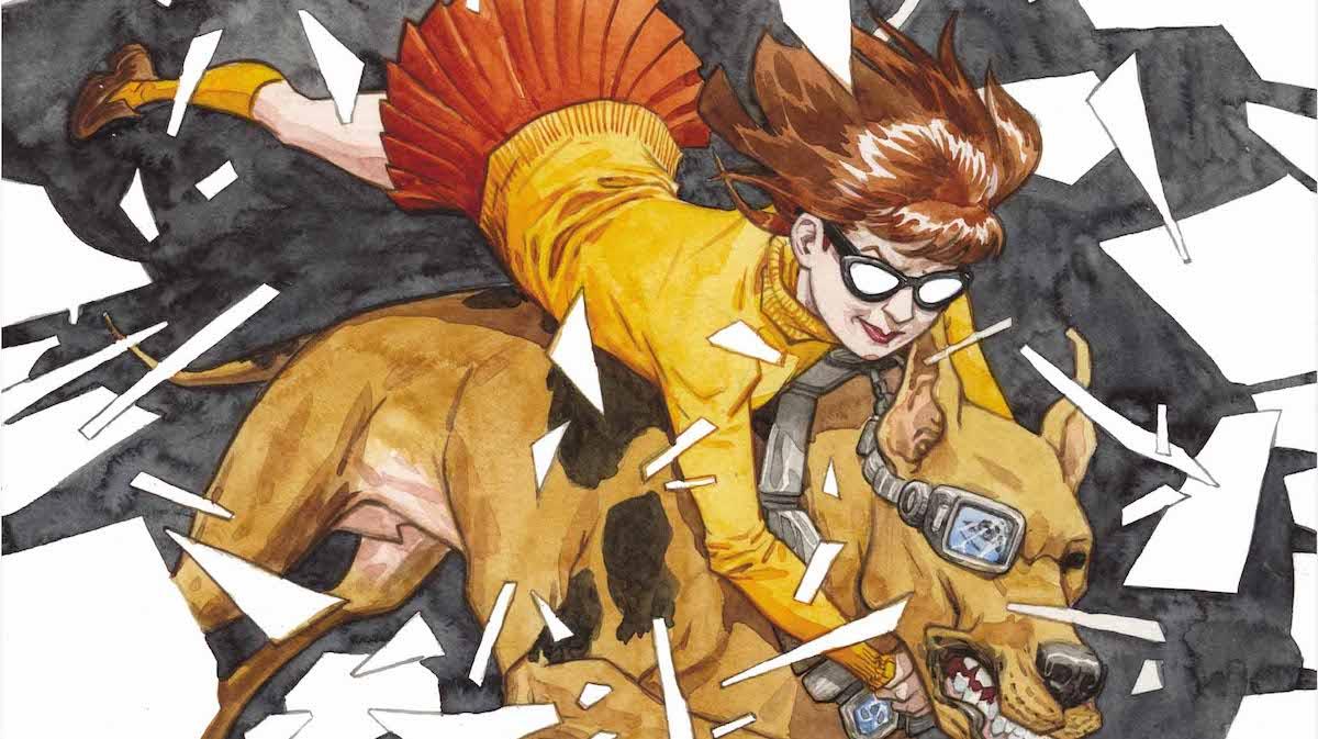 Scooby Apocalypse #23 cover