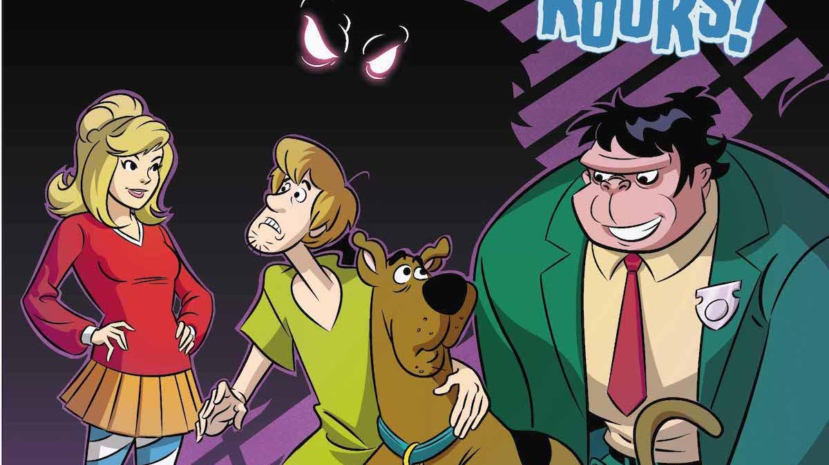 Scooby-Doo Team-Up #36