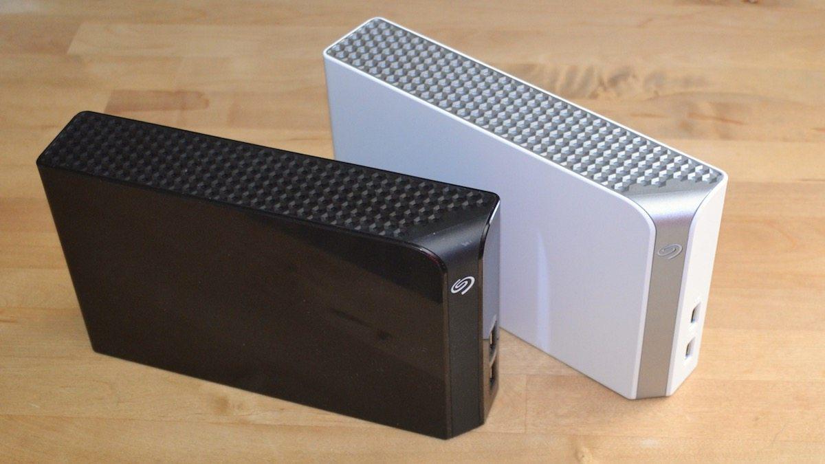 Seagate Backup Plus Hub review